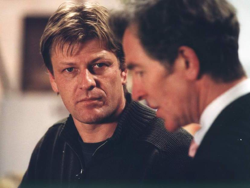 "Sean Bean in ""Tom & Thomas"